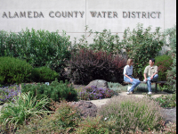 Water District Building