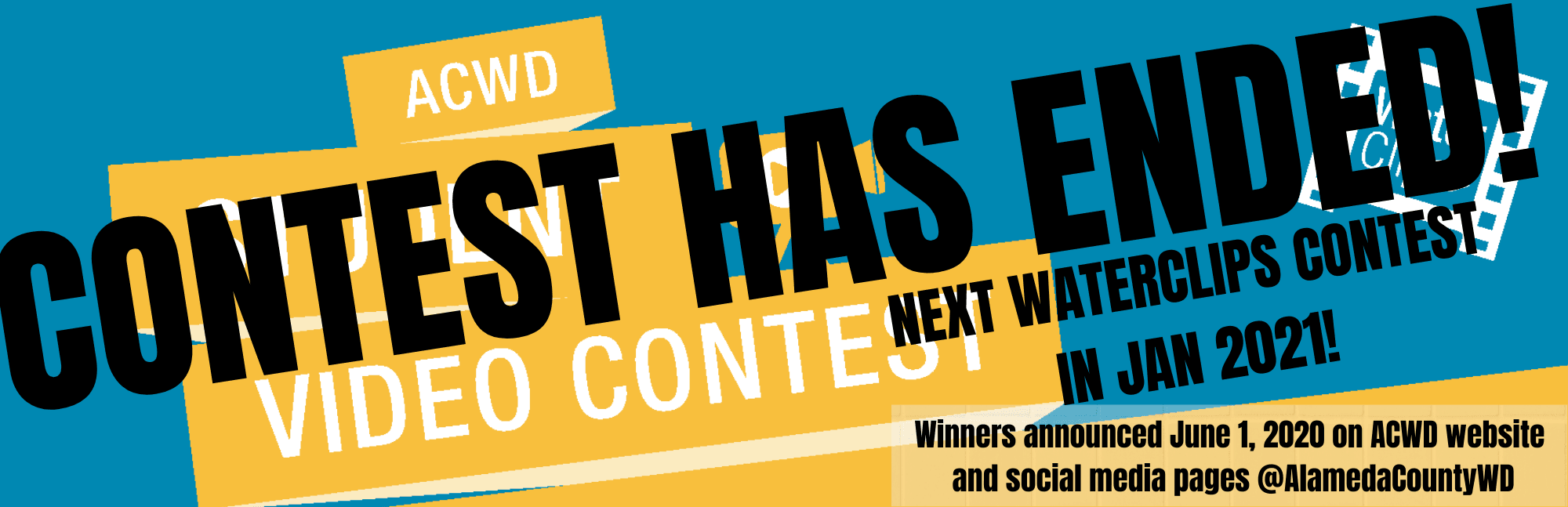 CONTEST HAS ENDED!