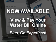 Now Available - View and Pay Your Water Bill Online