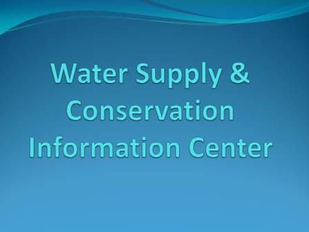 Water Supply Conservation Information Center.jpg