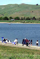 Alameda county water district official website lead for Quarry lakes fishing